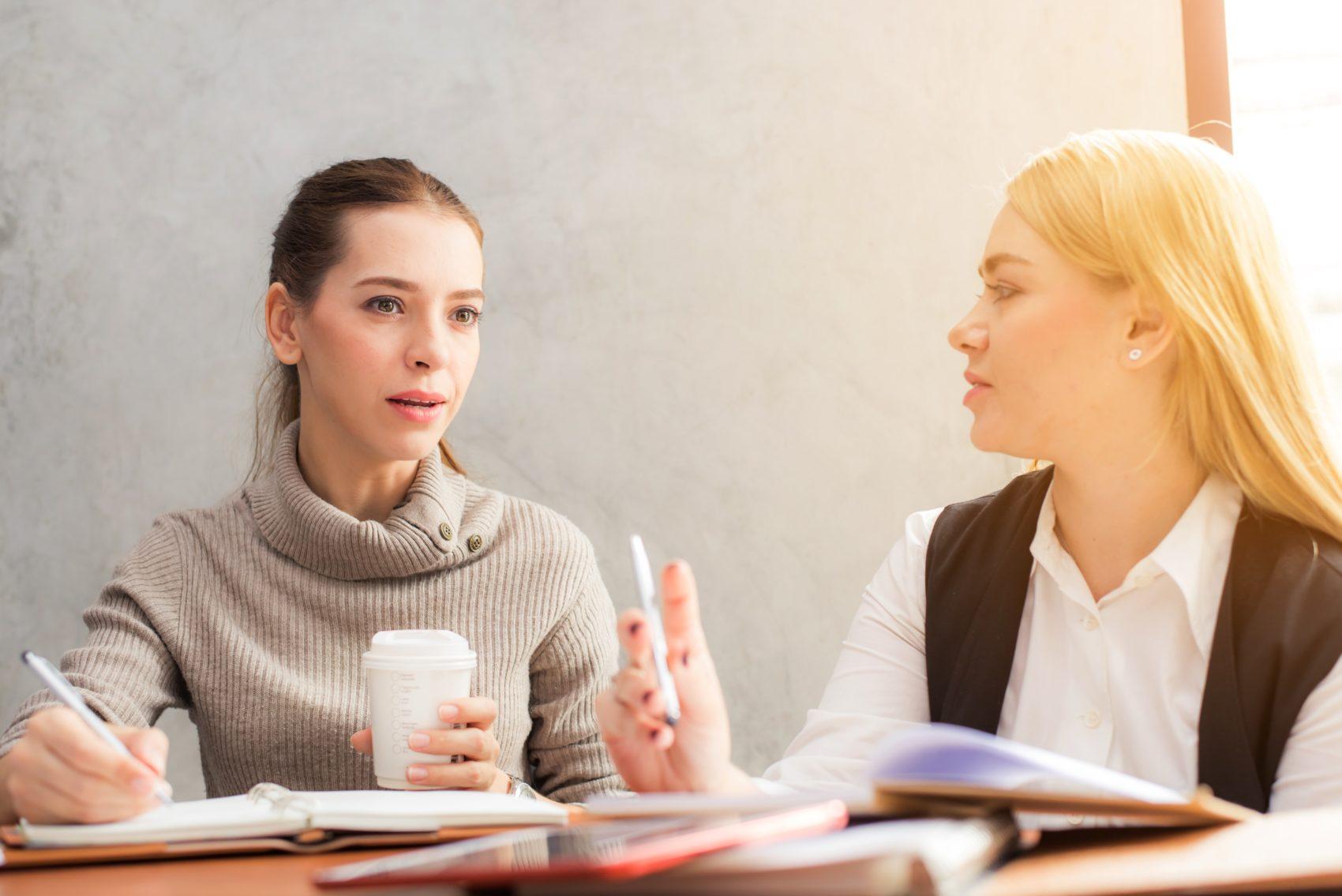 会話には話し手の人柄がしっかり表れる! テクニックは二の次、三の次に