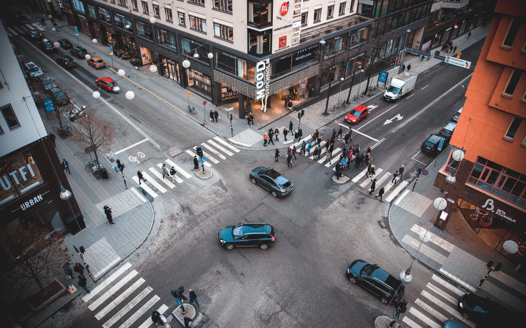 「危機管理意識」を身体に染みこませる 歩行者事故を少しの意識で避けるポイント