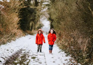 今日から出来る足腰強化法2 アップダウンの坂道を歩く