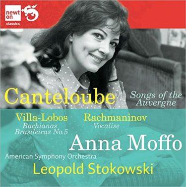 美貌・美声・スター性! 名ソプラノが残した魅力満載のアルバム「アンナ・モッフォ名唱集」