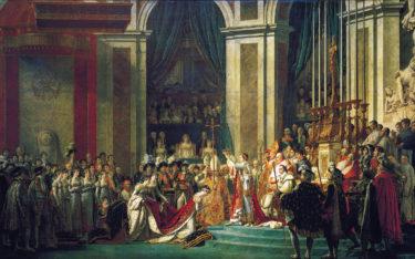 ナポレオンに翻弄された画家の歴史的大作!ダビッド「ナポレオンの戴冠式」