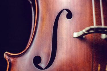 山の峰に囲まれたオアシス バッハ「無伴奏ヴァイオリン・パルティータ第3番」